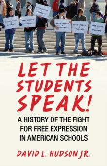 Let the Students Speak!, Paperback Book