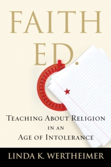 Faith Ed, Paperback / softback Book