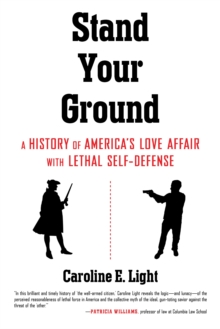 Stand Your Ground, Hardback Book