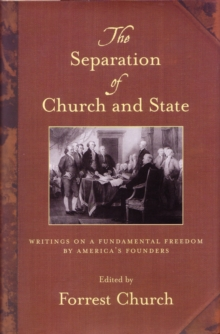 The Separation Of Church And State, Paperback / softback Book