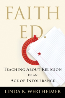 Faith Ed, Hardback Book
