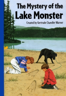 The Mystery of the Lake Monster, Hardback Book