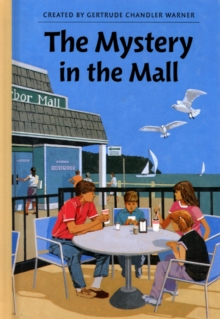 The Mystery in the Mall, Hardback Book