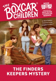The Finders Keepers Mystery, Paperback / softback Book