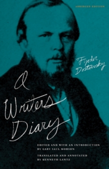A Writer'S Diary: Abridged Edition, Paperback / softback Book