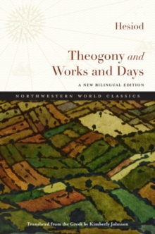 Theogony and Works and Days, Paperback / softback Book