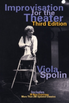 Improvisation for the Theater, Paperback / softback Book