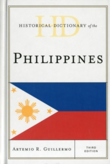 Historical Dictionary of the Philippines, Hardback Book