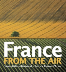 France from the Air, Hardback Book