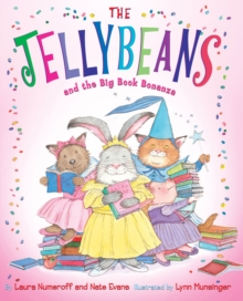 The Jellybeans and the Big Book Bonanza, Hardback Book
