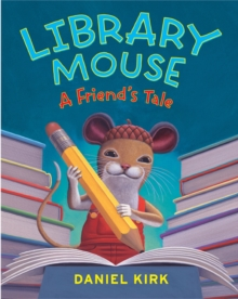 Library Mouse, Hardback Book
