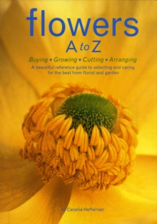 Flowers A to Z, Paperback Book