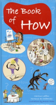 The Book of How, Hardback Book