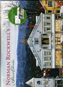 Norman Rockwell Advent Calendar, Calendar Book