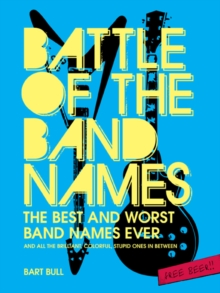 Battle of Band Names, Paperback / softback Book
