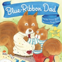 Blue Ribbon Dad, Hardback Book