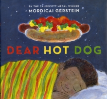 Dear Hot Dog, Hardback Book