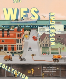 The Wes Anderson Collection, Hardback Book