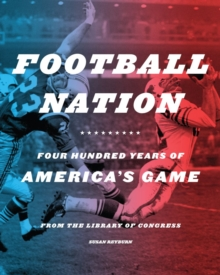 Football Nation, Hardback Book