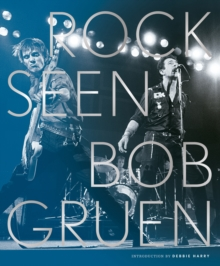 Rock Seen: Forty Years of Rock and Roll, Hardback Book