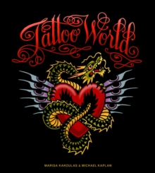 Tattoo World, Hardback Book