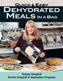 Quick and Easy Dehydrated Meals in a Bag, Paperback Book