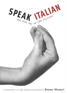 Speak Italian, General merchandise Book