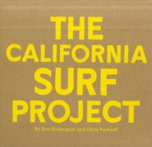 California Surf Project, Hardback Book
