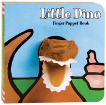Little Dinosaur Finger Puppet Book, Board book Book