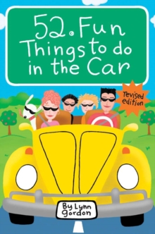 52 Series: Fun Things to Do in The Car, Cards Book