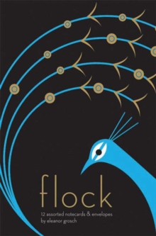 Flock Boxed Notecards, Diary Book