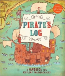 Pirates Log, Novelty book Book