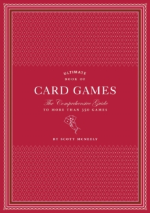 Ultimate Book of Card Games, Hardback Book