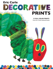 Eric Carle Decorative Prints, Cards Book