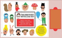 Small Object Thumbprint Notecard, Cards Book