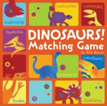 Dinosaurs! Matching Game, Game Book