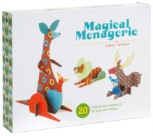 Magical Menagerie : 20 Punch-out Animals for Play and Display, Novelty book Book