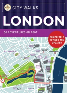 London : 50 Adventures on Foot, Novelty book Book
