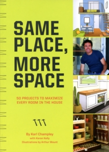 Same Place, More Space, Paperback / softback Book
