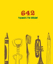 642 Things to Draw Journal, Notebook / blank book Book