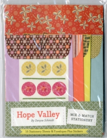 Hope Valley Mix & Match Stationery, Miscellaneous print Book