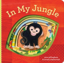 In My Jungle, Board book Book