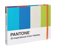 Pantone : 35 Inspirtional Colour Pallets, Cards Book