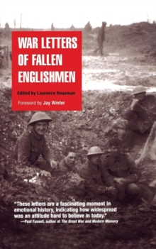 War Letters of Fallen Englishmen, Paperback / softback Book