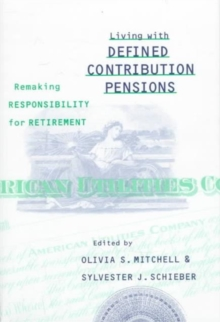 Living with Defined Contribution Pensions, Hardback Book