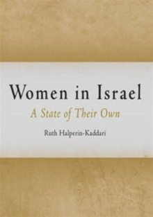 Women in Israel : A State of Their Own, Hardback Book