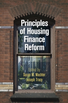Principles of Housing Finance Reform, Hardback Book