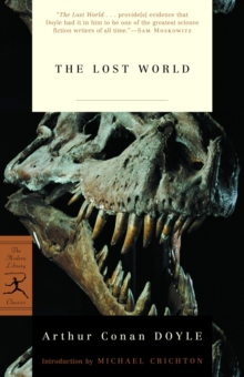 Mod Lib The Lost World, Paperback / softback Book