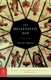 Hellenistic Age, Paperback / softback Book