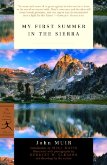 Mod Lib My First Summer In The Sierra, Paperback / softback Book